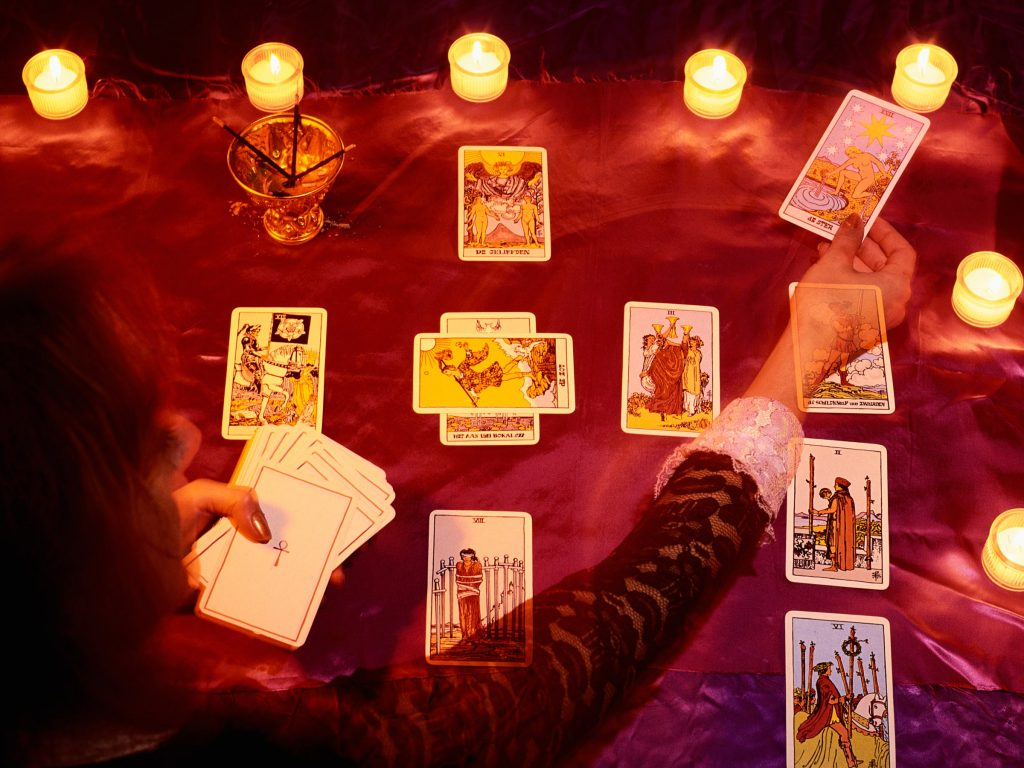 tarot reading online